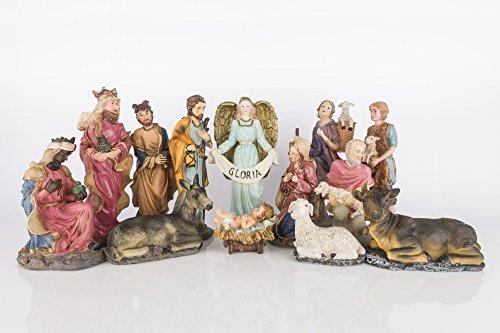 Lll ofertas de nacimientos de navidad septiembre 2017 for Amazon figuras belen