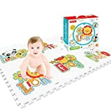 Fisher Price Multi Function Puzzle Mat -...