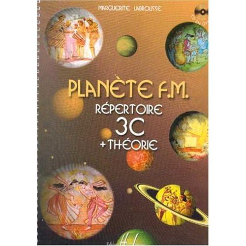 Planète F.M. Volume 3C - répertoire et théorie