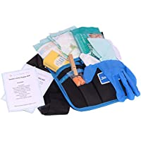 New Dad Daddy baby nappy changing survival tool belt kit! - Fun novelty Paternity leaving gift! - FREE DELIVERY!