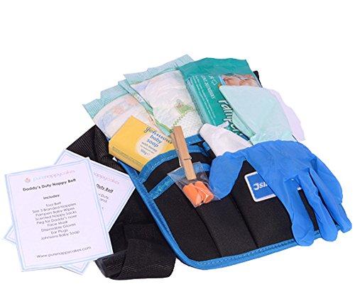 New Dad Babywickel-Survival-Werkzeuggürtel-Geschenk für alle, die in Vaterschaftsurlaub gehen