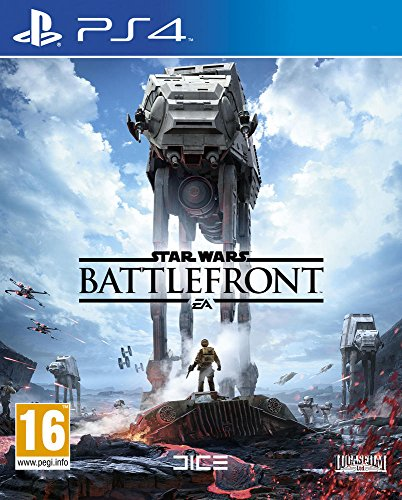 Sony - Star Wars : Battlefront Occasion [ Ps4 ] - 5030948117893