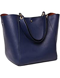 Tibes mode sac à bandoulière en cuir synthétique imperméable sac à main