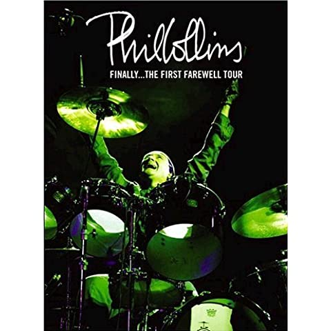 Collins Phil - Finally... the firs farewell tour
