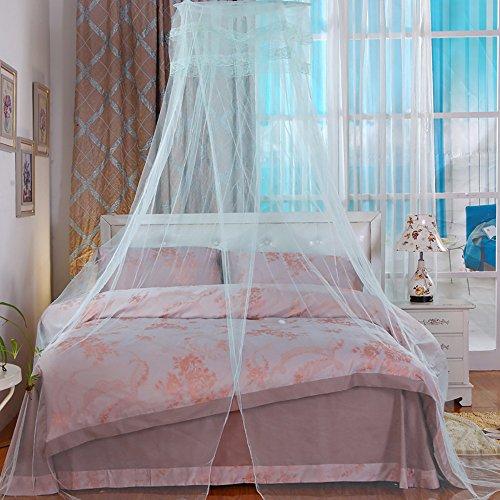 Schlafzimmer nach Hause Baldachin Bett Baldachin Netting Vorhang Mücken Insekt Mesh Moskitonetz (Schlafzimmer Netting)