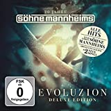 Evoluzion - Best of (2 CDs + DVD) (Deluxe Edition) -