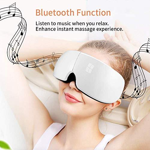 Zoom IMG-3 massaggiatore elettrico per occhi flyhana