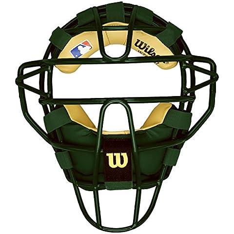 Wilson wta3007Scarlet Catcher Face Mask