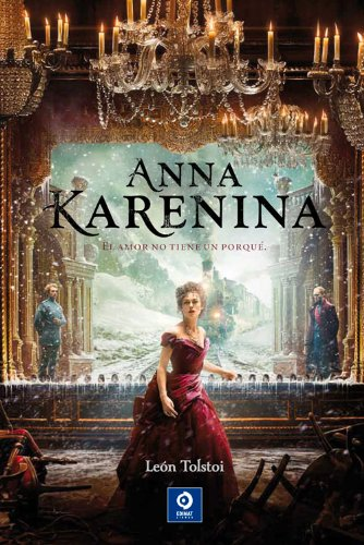 Anna Karenina (Clásicos de pelicula) por León Tolstoi