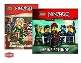 Lego® Ninjago™ Meine Freunde - Album + Mein Hausaufgabenheft