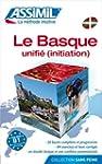Le Basque Unifi� (Initiation) ; Livre