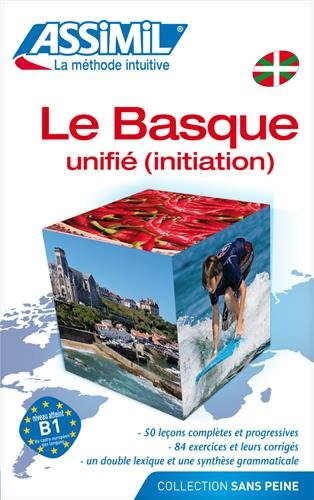 Le Basque Unifié (Initiation) ; Livre par Jean-Charles Beaumont