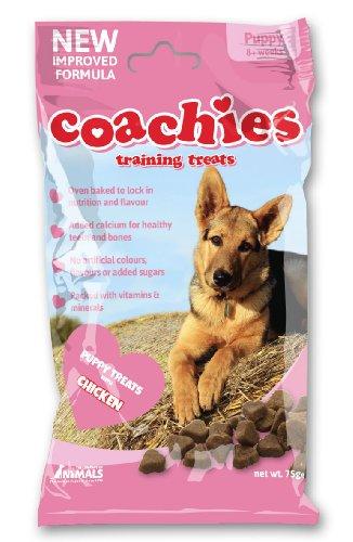 Artikelbild: Coachies Puppy Training Treats (Pack Size: 75g)