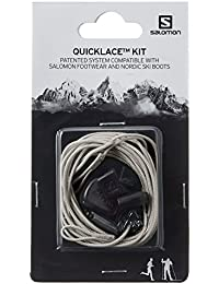Salomon Quicklace Kits, Set de Cordones Unisex Adulto