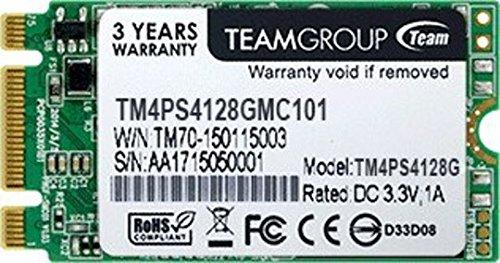 Team tm4ps5128gmc101SSD M.2128GB Lite Type 2242+ C31