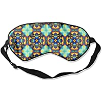 Art Dazzling Color Pattern Sleep Eyes Masks - Comfortable Sleeping Mask Eye Cover For Travelling Night Noon Nap... preisvergleich bei billige-tabletten.eu