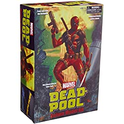 Marvel Deadpool Deluxe Model Kit
