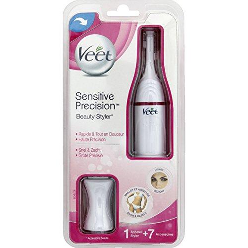 Veet - Rasoir Sensitive Precision Beauty Styler - Le rasoir - Prix Unitaire - Livraison Gratuit Sous 3 Jours