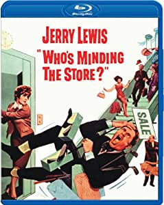 Who's Minding the Store [Blu-ray] [Import anglais]
