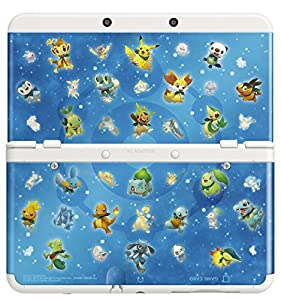 New Nintendo 3DS Coverplate 030 - Pokemon Super Mystery Dungeon