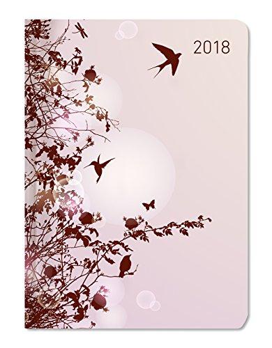 "Agenda giornaliera tascabile Style 2018 ""Hummingbird Tree"" 10,7x15,2 cm Agenda giornaliera tascabile Style 2018 ""Hummingbird Tree"" 10,7×15,2 cm 51gjfiug6ML"