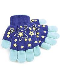 Ensemble gants magiques et mitaines - Fille