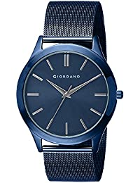 Giordano Analog Blue Dial Men's Watch - A1051-55