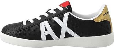 ARMANI EXCHANGE Sneaker Uomo XUX016XCC71 Nero