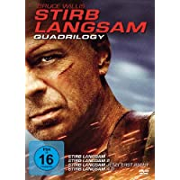 Stirb langsam Quadrilogy [4 DVDs]