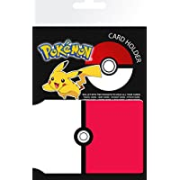 GB eye LTD, Pokemon, Pokeball, Card Holder, Multi-Colour