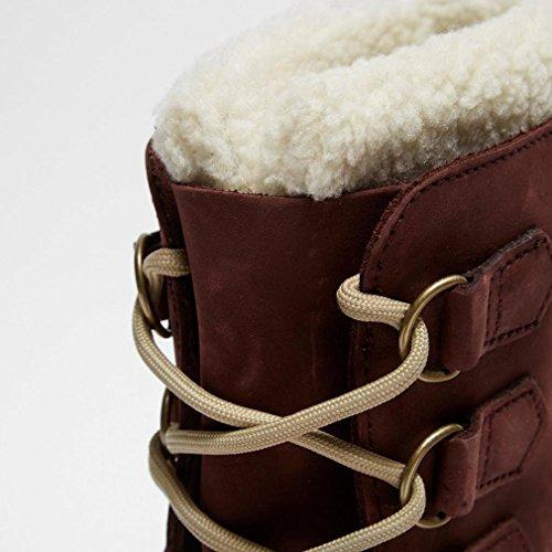 Sorel 1964 PAC 2, Stivali da neve con caldo rivestimento interno Donna Red