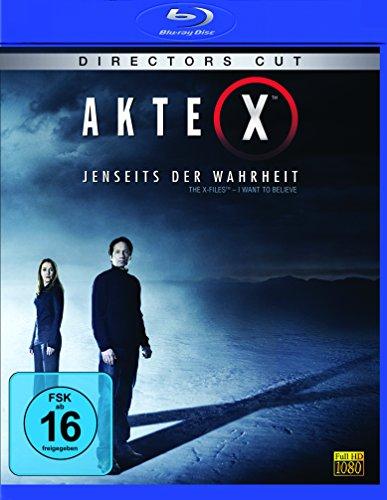 Akte X - Jenseits der Wahrheit [Blu-ray]