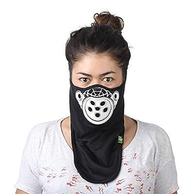 Calli Männer & Frauen Winter Windproof Ansatz Schablone Unisex Ski Mask