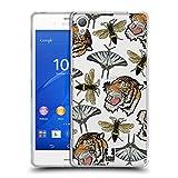 Head Case Designs Tiger, Schmetterling, Und Bienen Patch Styles Soft Gel Hülle für Sony Xperia Z3