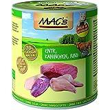 MACs   Ente, Kaninchen, Rind   6 x 800 g