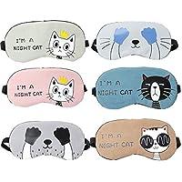 Niedliche weiche Augenmaske für Reisen, Schlafruhe und Augen, normale Augenmaske, Unisex preisvergleich bei billige-tabletten.eu