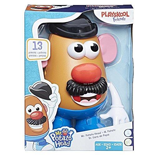 Mr Kartoffelkopf (Versand aus - Mrs Head-zubehör Potato