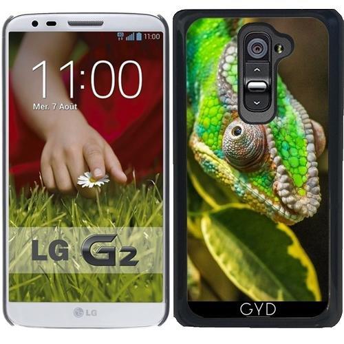 tArtists Hülle für LG G2 - Exotische Reptil by WonderfulDreamPicture ()