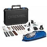 Dremel 4200-4/75 EZ Multifunktionswerkzeug (175 Watt, 75 Zubehöre, 4 Vorsatzgeräte, EZ Werkzeugkoffer)