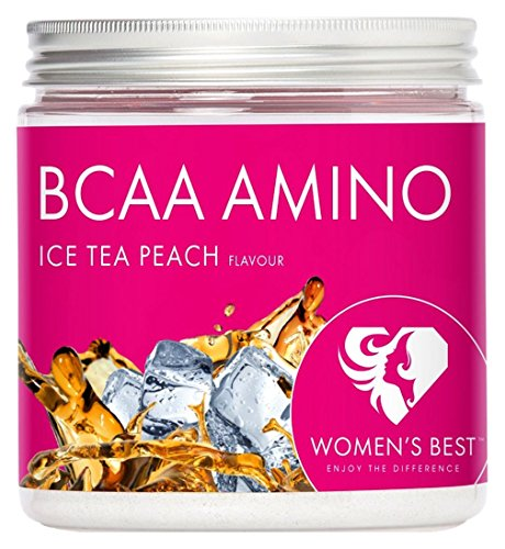 Women's Best BCAA Amino Ice Tea – Peach Flavour 200g