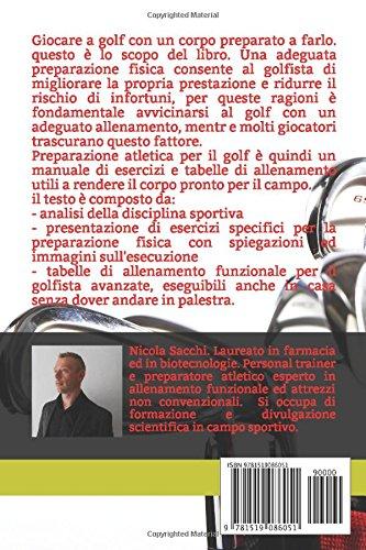 Zoom IMG-1 preparazione atletica per il golf