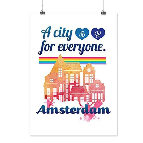 pride-love-city-amsterdam-human-right-matte-glossy-poster-a3-42cm-x-30cm-wellcoda