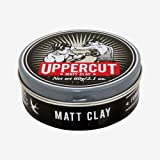 UPPERCUT DELUXE MATT CLAY Cera per capelli, Tenuta media e Brillantezza bassa UN MUST!!!
