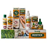 STRATEGI Herbal Mosquito Repellent (Combo Pack of 5)