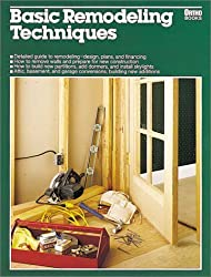 Basic Remodeling Techniques (Ortho Books) by Ortho Books (1983-05-03)