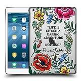 Head Case Designs Officiel Frida Kahlo Aventure Audacieuse Art Et Citations Étui Coque D'Arrière Rigide pour iPad Air (2013)