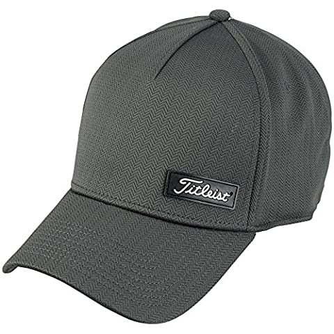 Titleist Homme Golf Casquette (West Coast Collection) (S/M, Legacy Collection, Charcoal)