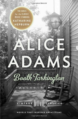 Alice Adams: Vintage Movie Classics by Tarkington, Booth (2014) Paperback
