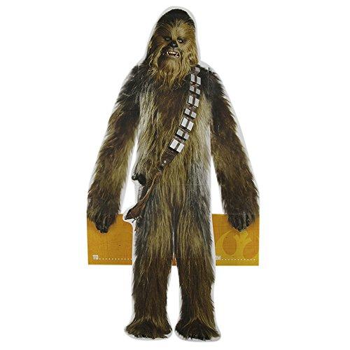 Hallmark Star Wars Birthday Card Pop Out Chewbacca - Medium