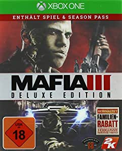 Mafia III - Deluxe Edition - [Xbox One]